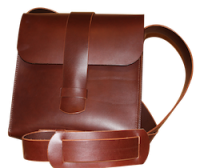 man bag - leather bag making course