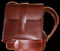 man bag - leather bag making course