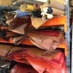 Leatherwork supplies