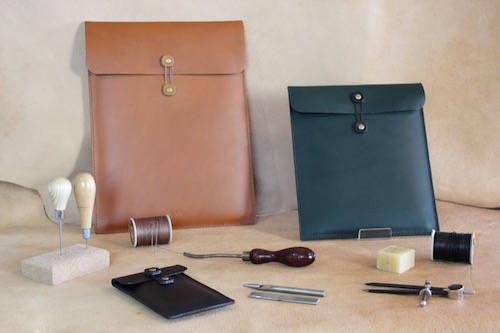 Introductory leather course