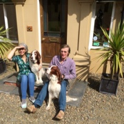 Steve & Jane at The Old Rectory