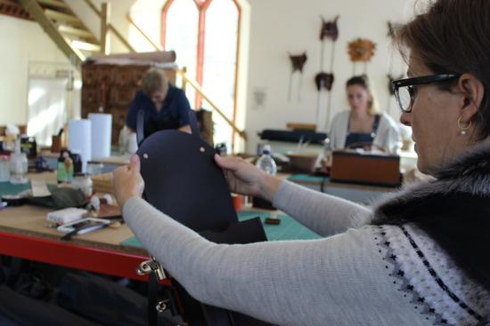 Leatherwork Open Course