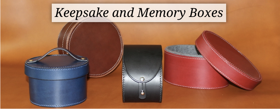 Keep Sake and Memory Boxes