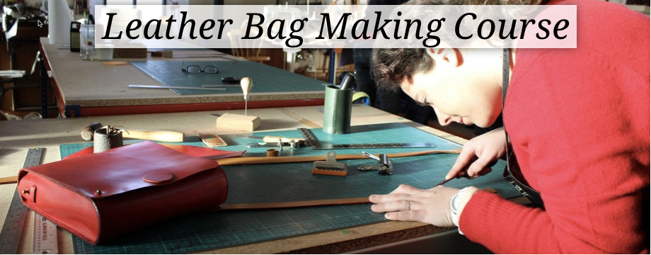 Leather Bag Making Course