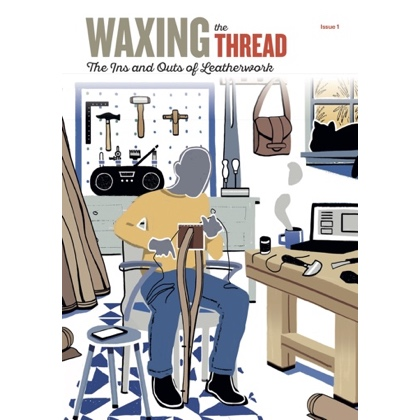 Waxing the Thread - Issue 1