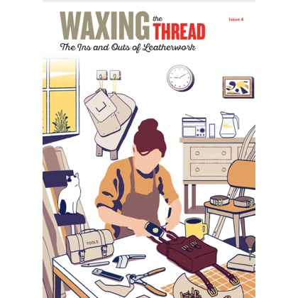 Waxing the Thread - Issue 4