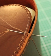 Box Stitching - Multi-Skills Leatherwork Course