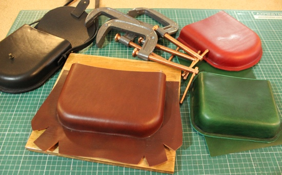 Moulded Leather Bags - Multi-Skill Leatherwork Course
