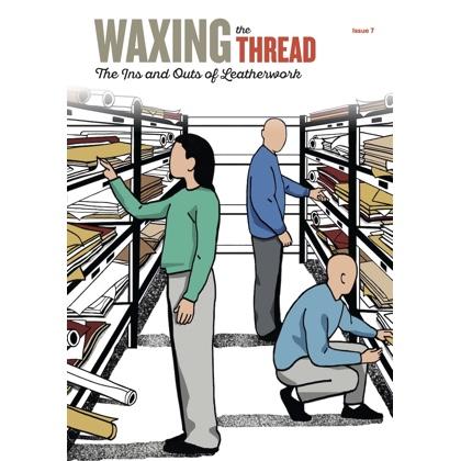 Waxing the Thread #7